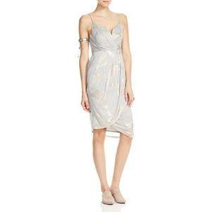 🆕NWT Free People Venus Draped Midi Dress size 10